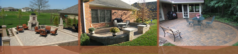 Fire Place, Patios, Paver Brick Sidewalks, Driveways, Retainer Walls and more